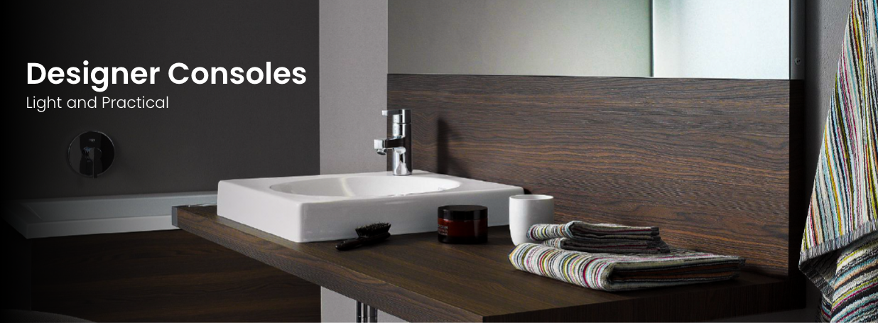 DURAVIT Consoles at xTWO